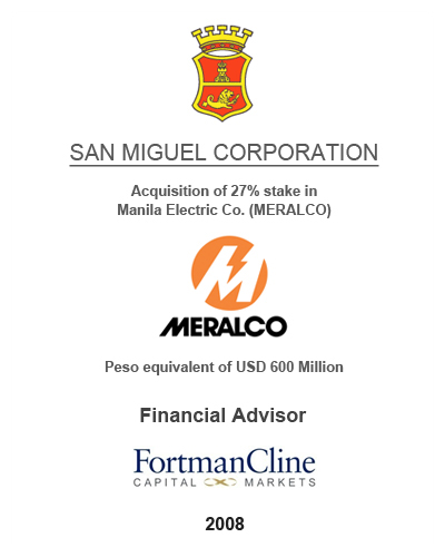 san miguel corporation and a soriano corporation case analysis Manila— the san miguel corporation it offers a case study of the graph of net income for san miguel corp photo of andres soriano with.