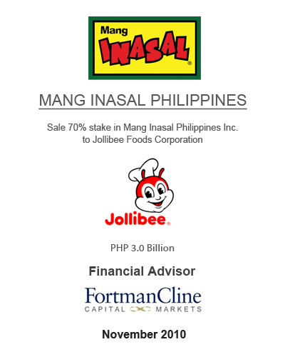 Mang inasal study